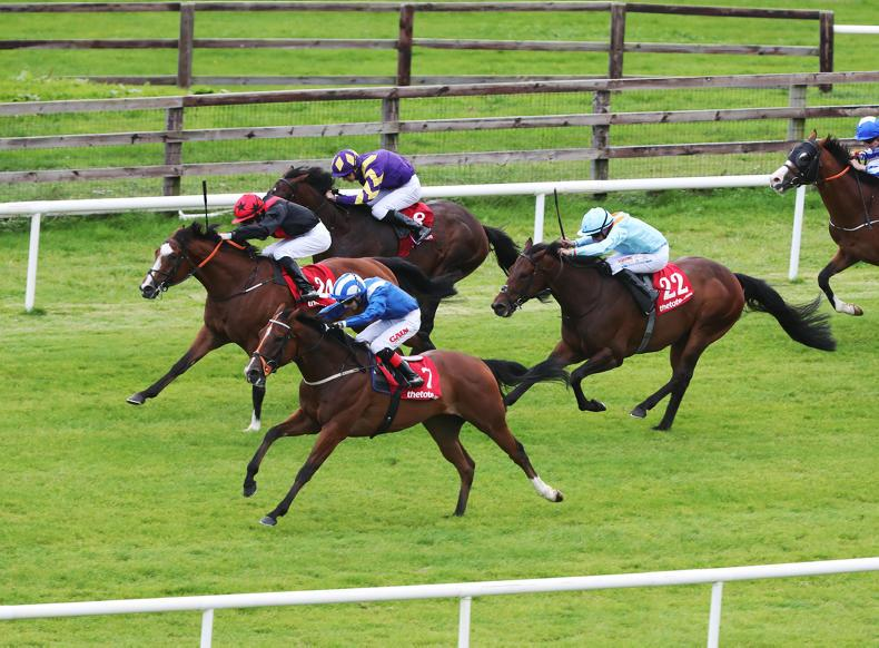CURRAGH FRIDAY: Jassaar wins for Weld