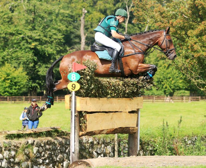 EVENTING: Clean sweep for Smith