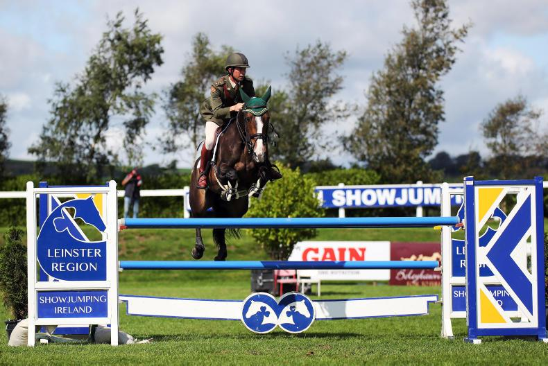 SHOW JUMPING: Moloney crowned 1.35m league champion