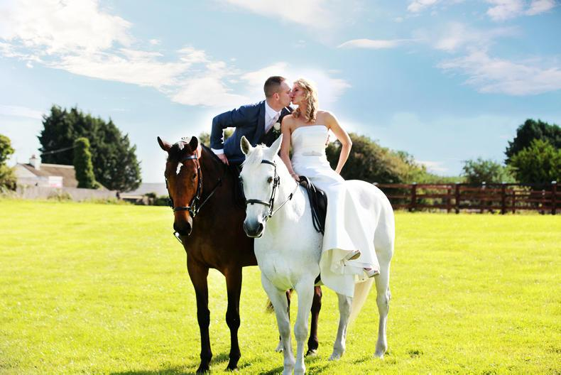 PONY TALES: Congratulations to Claire and John