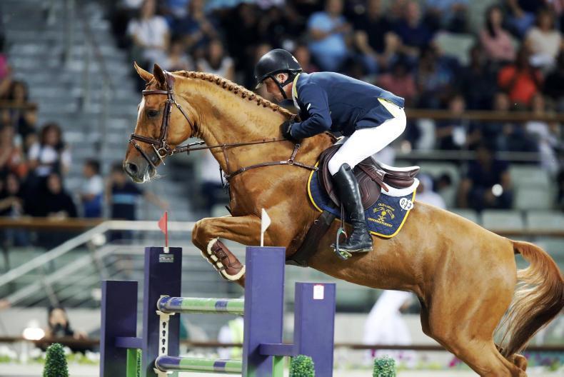 INTERNATIONAL: French win for Breen