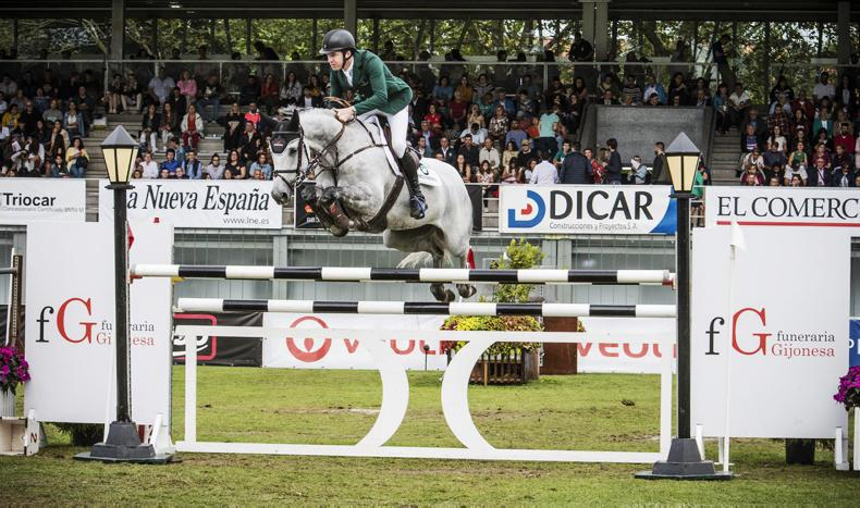 INTERNATIONAL: Five-star Gijon Grand Prix win for Broderick