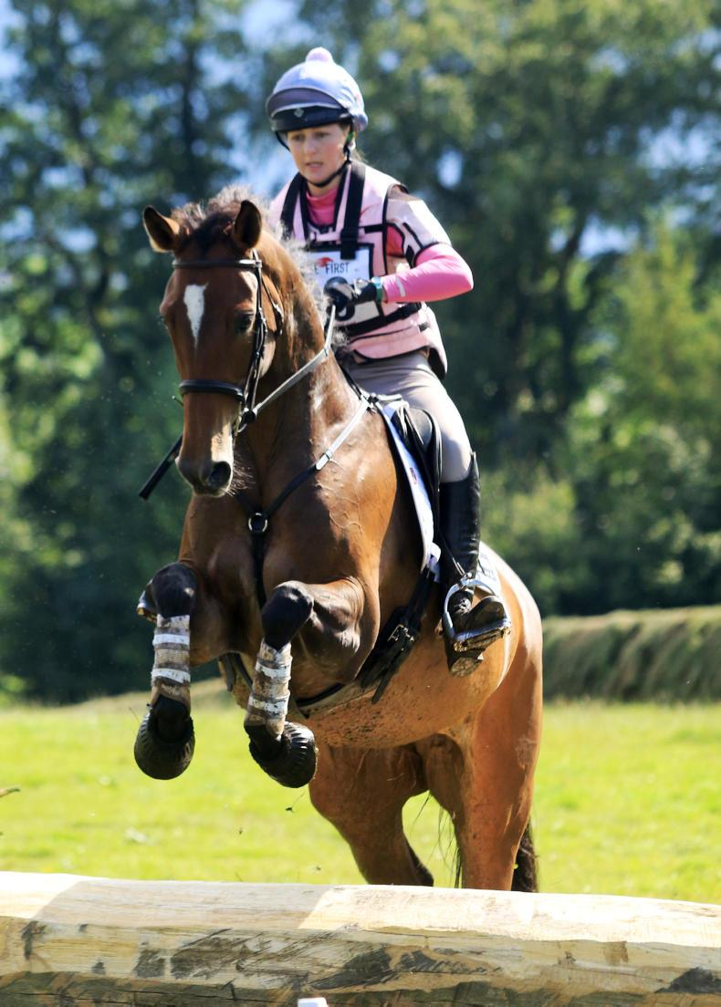 EVENTING: Mixed luck for Stubington