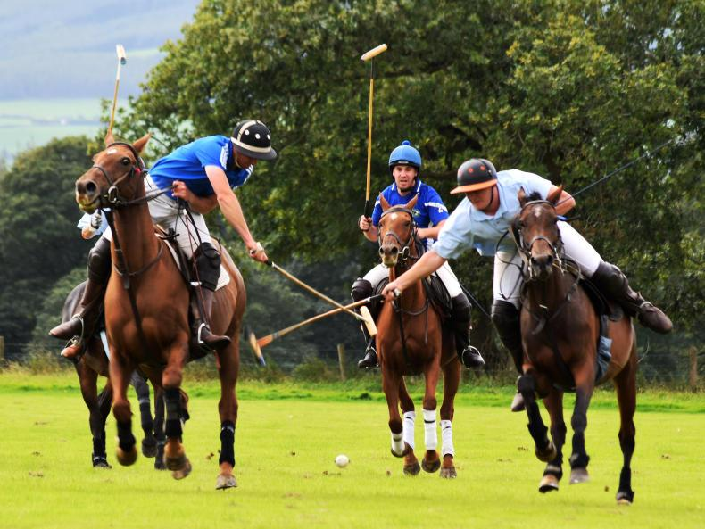 AROUND THE COUNTRY: Bouncing ball end to polo season at Curraghmore
