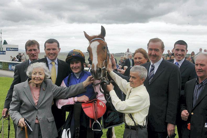 BREEDING INSIGHTS: Ghaiyyath pays tribute to a great lady of Irish breeding