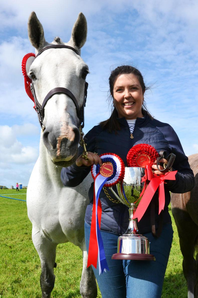 IRISH HORSE WORLD FIXTURES, SEPTEMBER 7th 2019