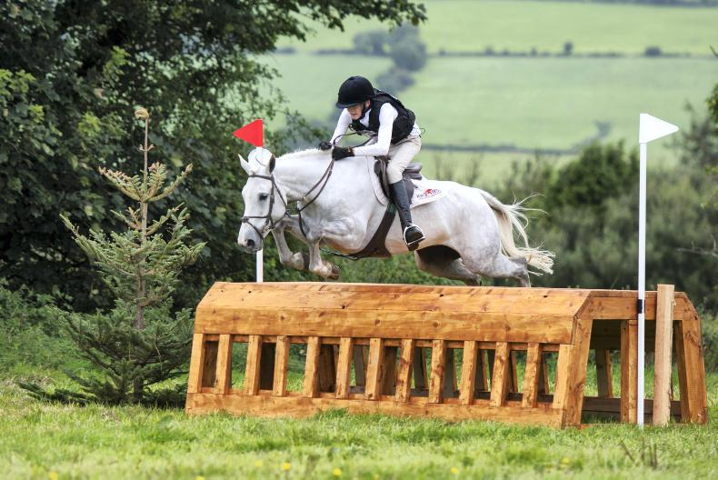 IRISH-BRED EVENTING RESULTS, SEPTEMBER 7th 2019