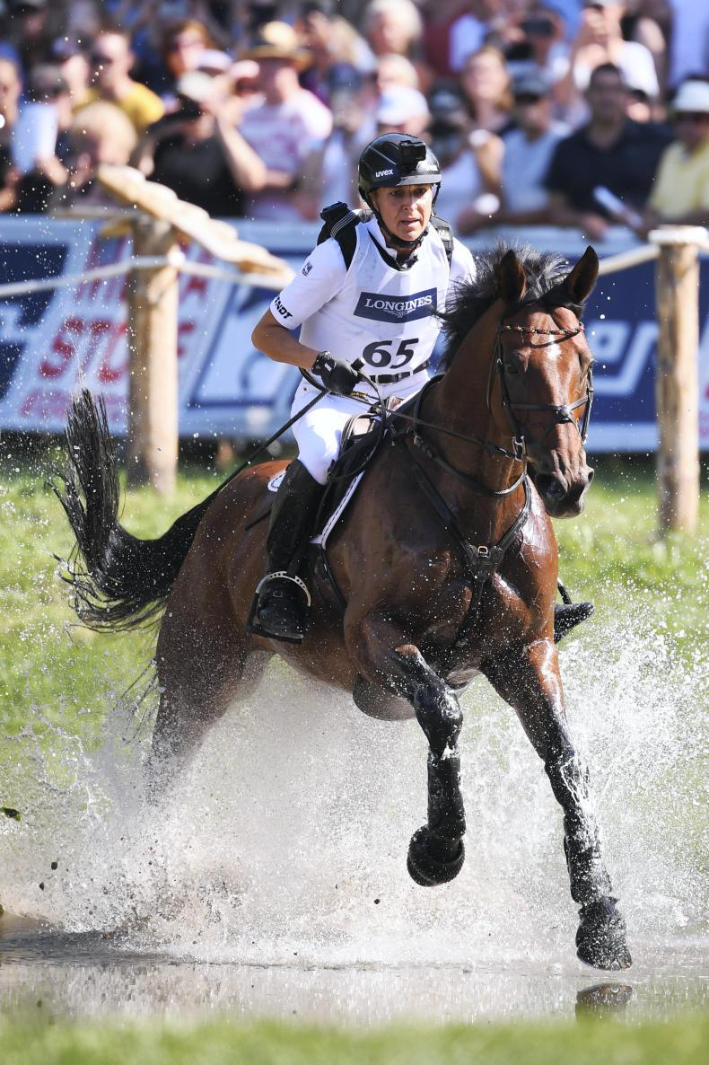 EVENTING: German triumph on home soil
