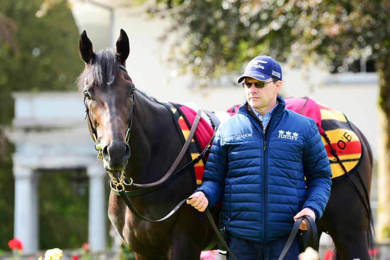 NEWS: Aidan O'Brien hints Ryan Moore could miss Leopardstown
