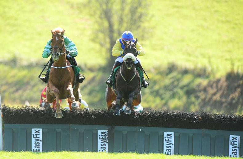 VIEW FROM ABOVE: McKnight triumphs in Downpatrick