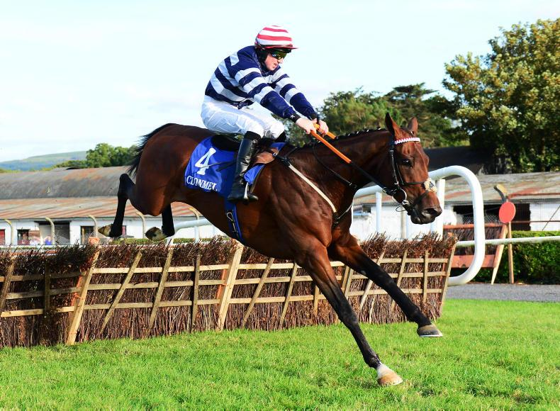 CLONMEL THURSDAY: Cromwell and McNamara on Top with Clonmel double