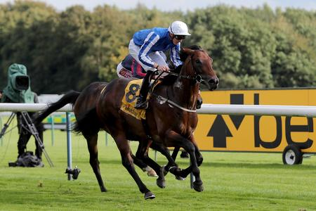 Hello Youmzain secures Group One gold at Haydock