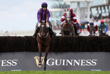 Wicklow Brave stays unbeaten over fences at Listowel