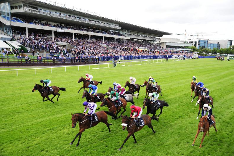 NEWS: Strong string of entries targeted for Irish Champions Weekend