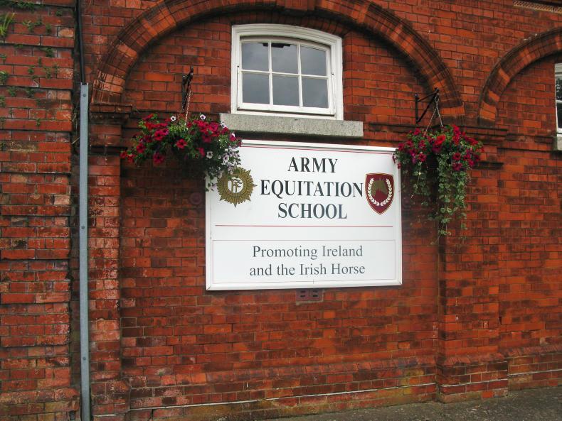 IRISH PONY CLUB:  Army set for new recruits!