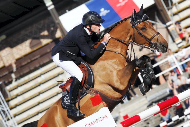 INTERNATIONAL: McAuley runner-up in Rome