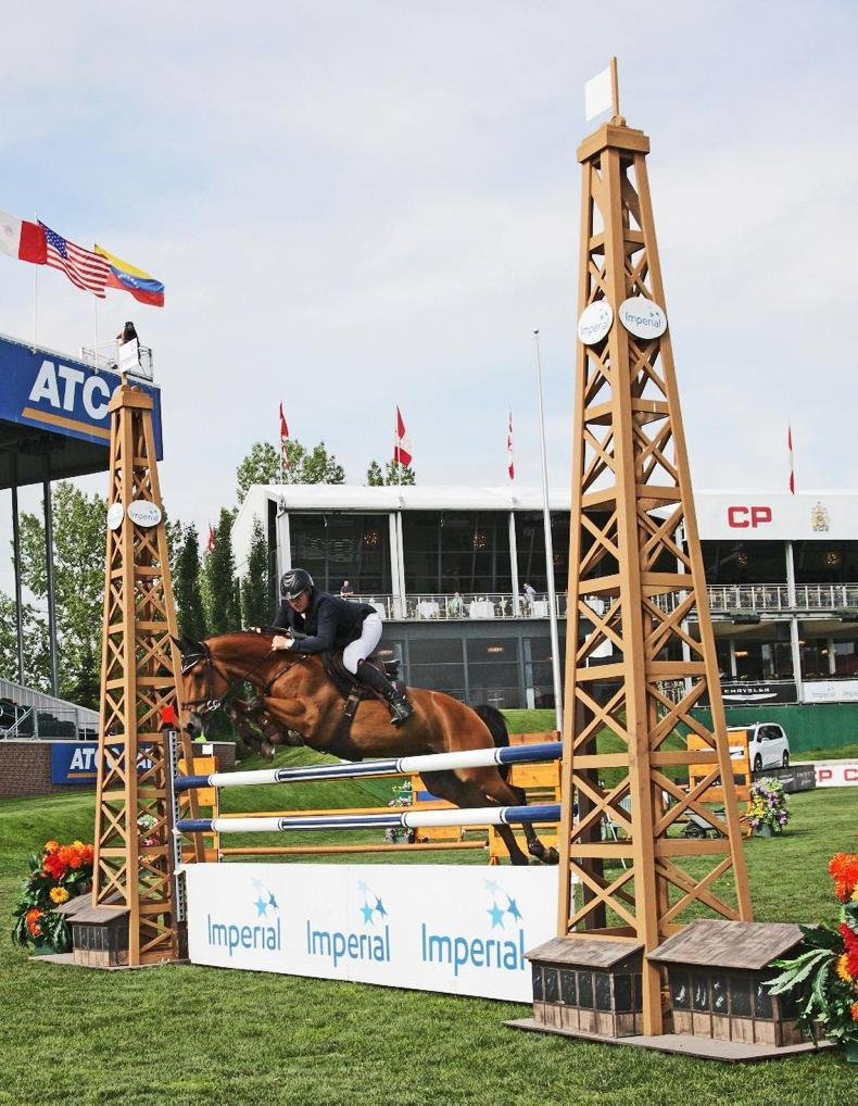 SHOW JUMPING:  Fourth win for Jordan Coyle and Picador