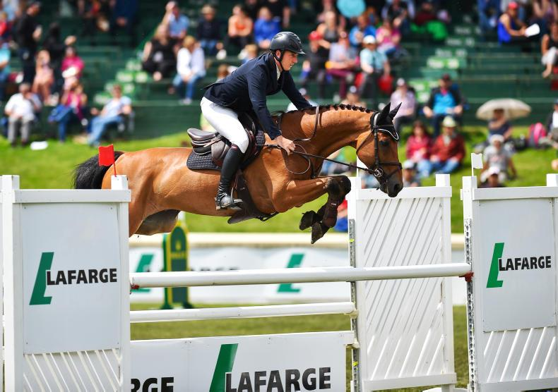 INTERNATIONAL: Coyle lands multiple victories at Spruce Meadows