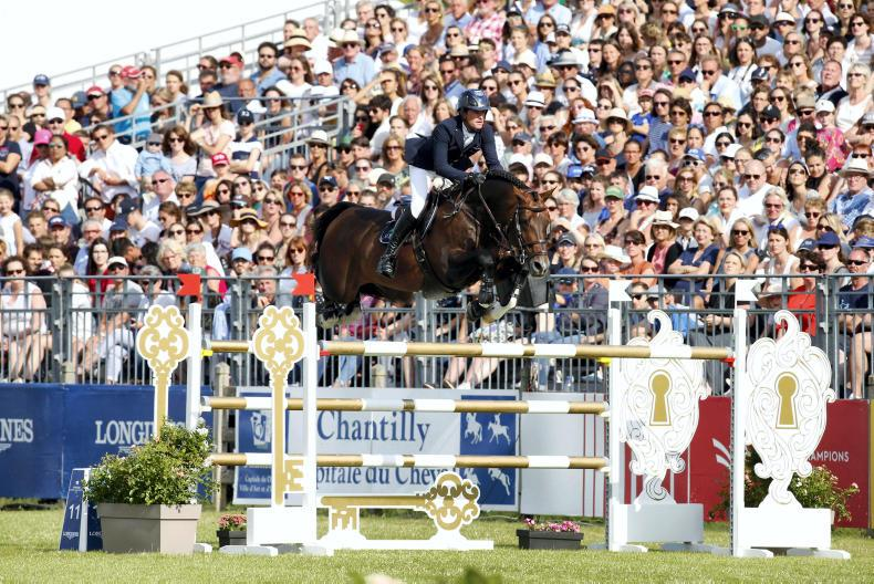 INTERNATIONAL: Kenny on fire to win €300,000 Chantilly Grand Prix