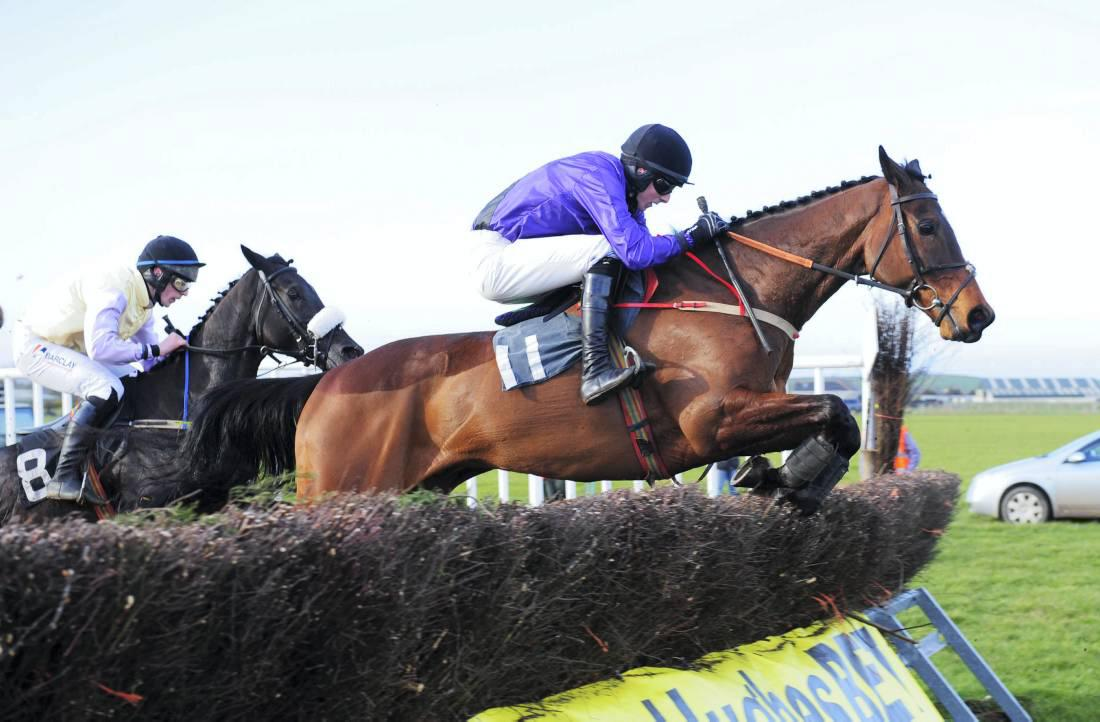 A Point to prove over Towcester hurdles
