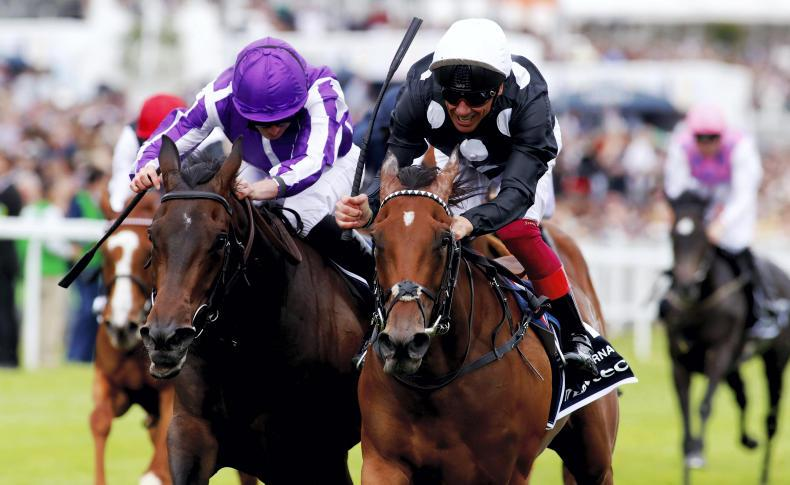 FRENCH PREVIEW: Star Catcher to win battle of Oaks winners