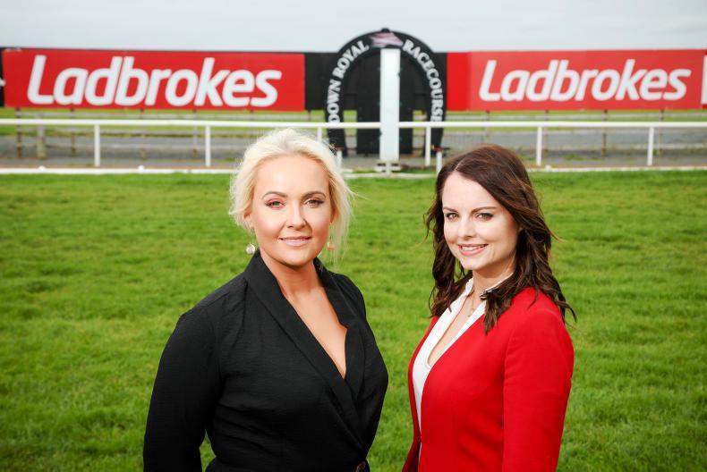 AIR COLUMN: Ladbrokes backs Down Royal with sponsorship deal