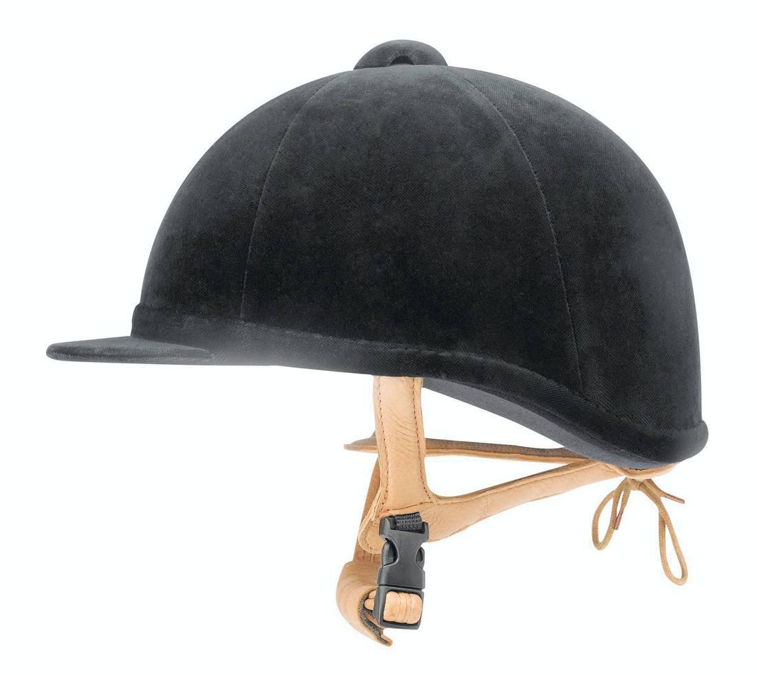 Standard for equestrian helmets
