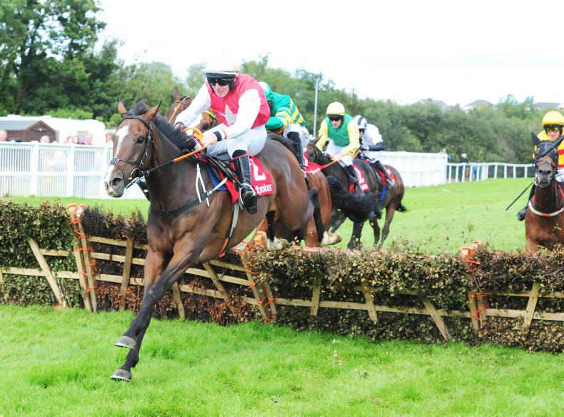 LISTOWEL THURSDAY: Luck turns for Davids Charm