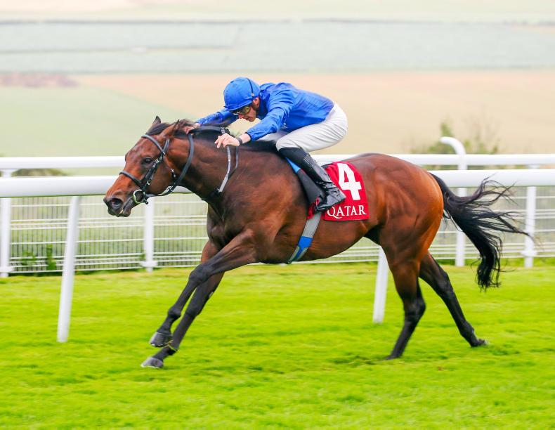 CURRAGH SUNDAY: Pinatubo set to maintain his unbeaten record