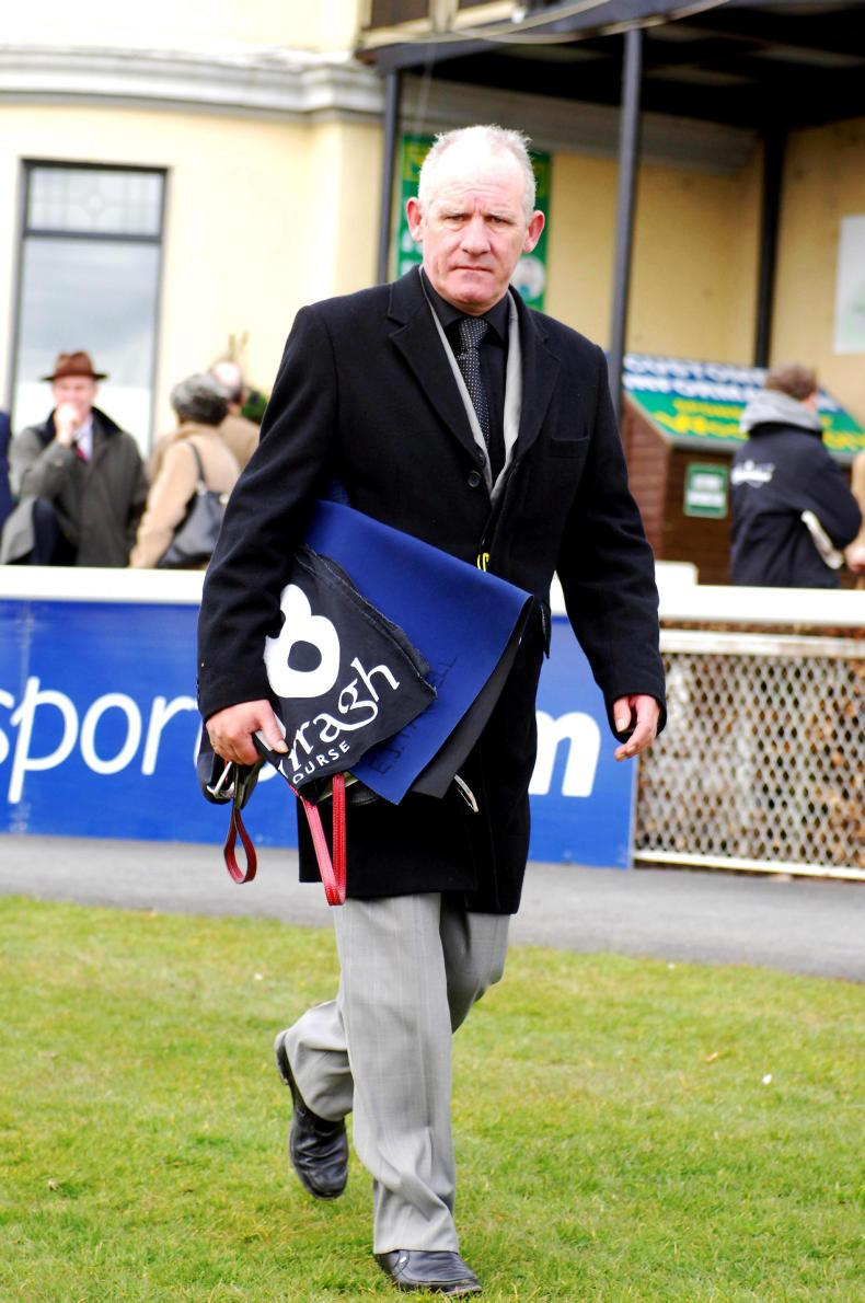 NEWS: Eamon Tyrrell laid to rest