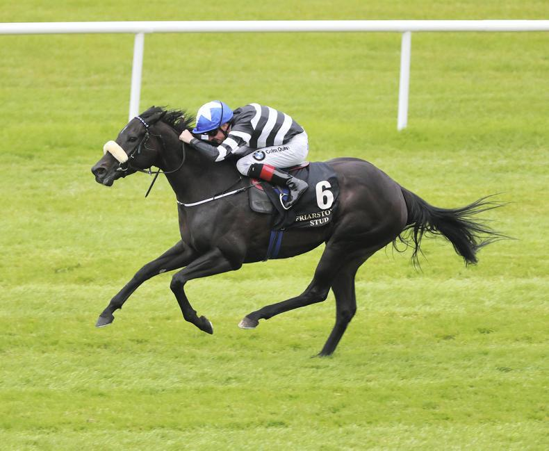 CURRAGH SUNDAY: Success on the horizon for Soffia