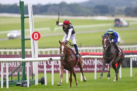 Song hits the right notes in Irish St Leger