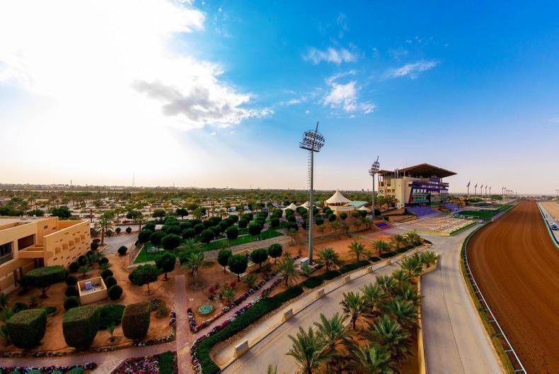 Turf course addition to riches of Saudi Cup card
