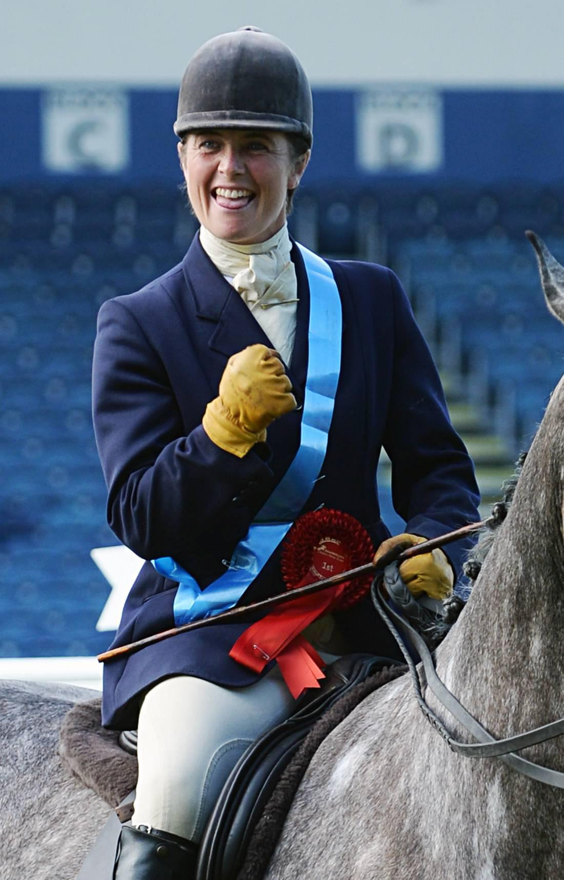 Irish judges selected for HOYS 2015