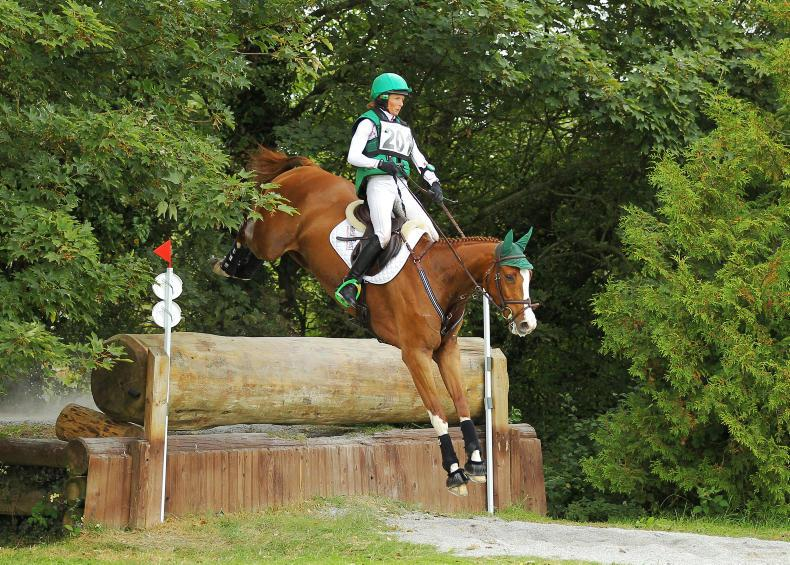 EVENTING: Sweet victory for Candy Cane
