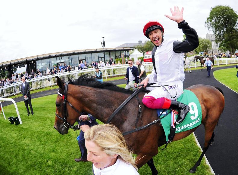Frankie Dettori's biggest Irish racing winners