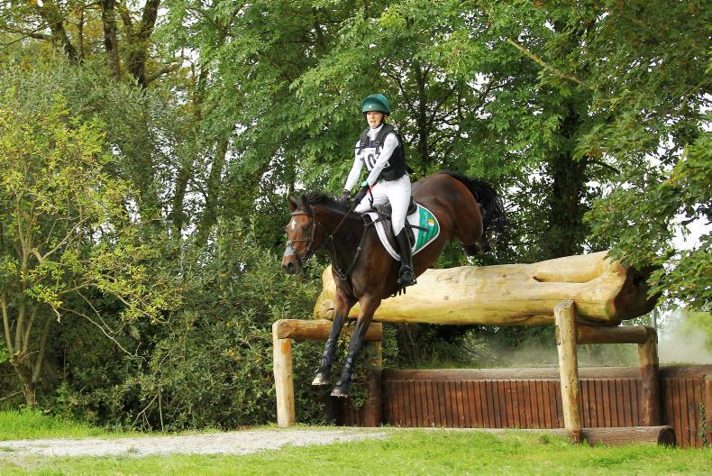 EVENTING: Love finally conquers all