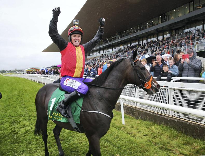 CURRAGH SUNDAY: McCoy triumphs again
