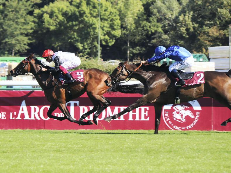 FRANCE: Dettori the Star in Vermeille