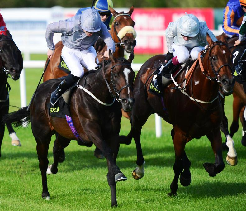 LEOPARDSTOWN SATURDAY: Space Travels for Parkin