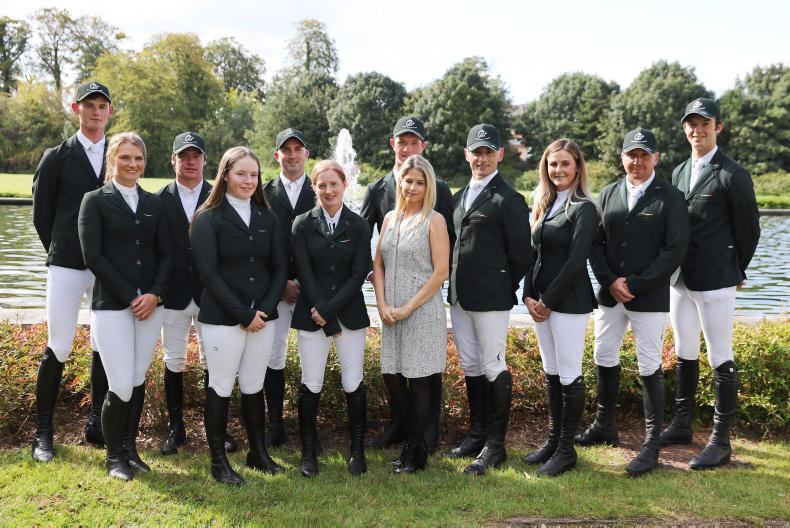 NEWS: Irish Sport Horses aiming for medals in Lanaken