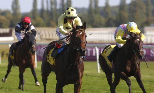 Pierre Lapin lifts Mill Reef prize in style