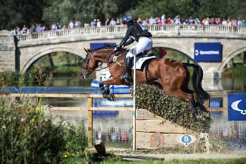 EVENTING:  French wins Blenheim with Irish-bred horse