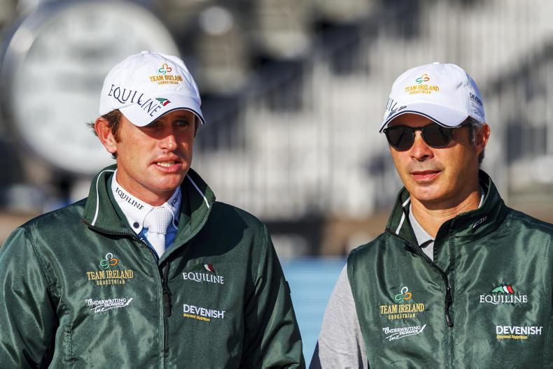 SHOW JUMPING:  Pessoa names squad for Barcelona
