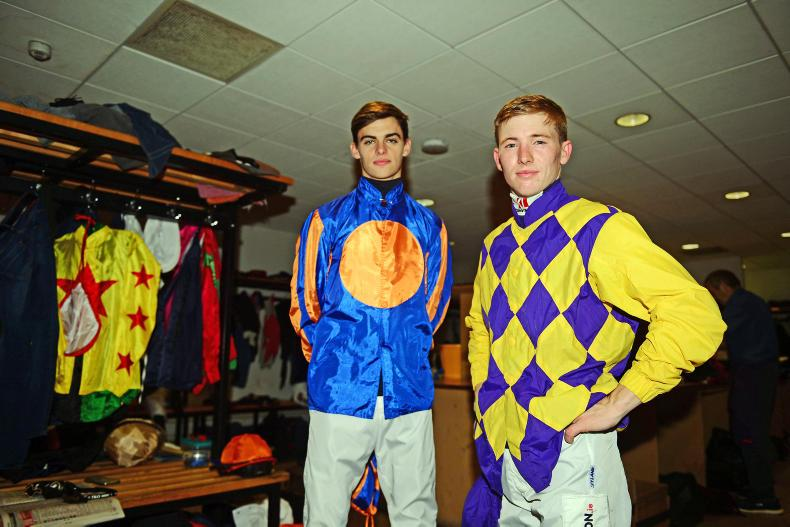 MONDAY OUTLOOK: Irish jockeys' championship set to go down to the wire