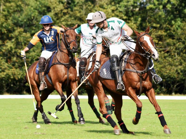 POLO:   Wicklow closer bears fruit for Team Keeling