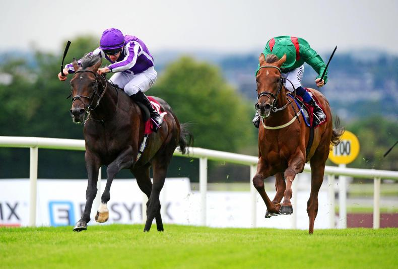CURRAGH SUNDAY: Innisfree bidding for O'Brien's ninth Beresford Stakes success