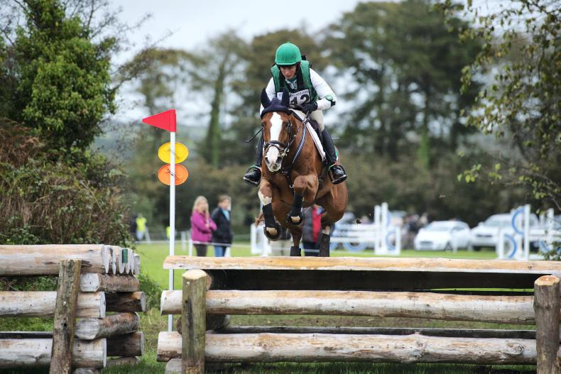 BALLINDENISK INTERNATIONAL: Candy Cane takes sweet victory for Ennis