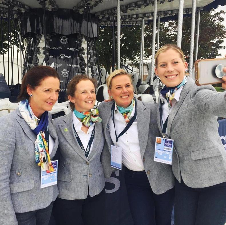 DRESSAGE: Pearl anniversary celebrated in style
