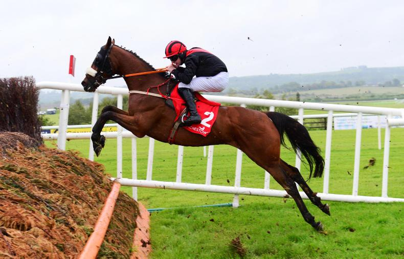 GOWRAN PARK SATURDAY: Peregrine will run away with PWC Champion Chase